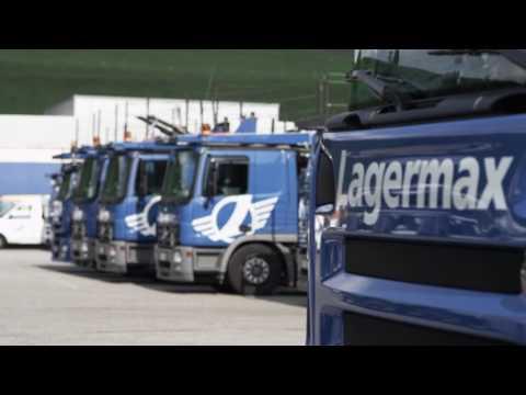 Lagermax Gruppe - Film | Deutsch