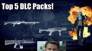 Payday 2: Top 5 DLC Packs That Are MUST Haves! (May 2015)
