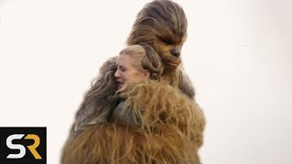 New Star Wars Force Awakens Deleted Scene Would Have Changed The Movie For The Better