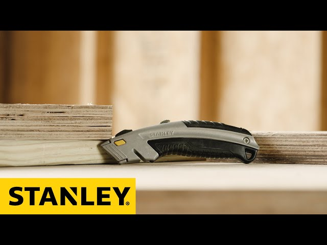 STANLEY® 10-788 Blade Change Instructions