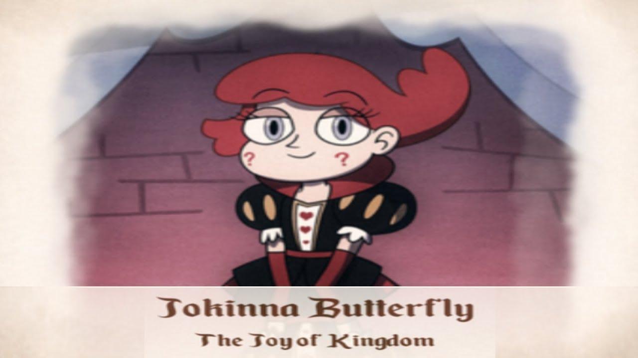 History Of Mewni: Jokinna Butterfly
