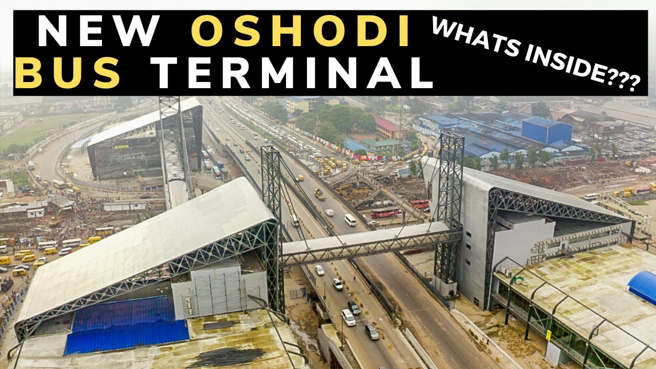 Download You won't believe this is Oshodi: The Biggest Bus Terminal in Lagos Nigeria.