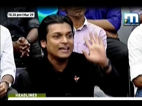 Answer to Left Liberal is Right Responsible - Rahul Easwar, Mathrubhumi TV