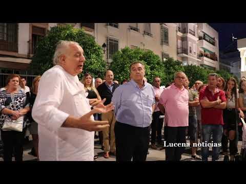 VÍDEO: Segunda concentración en contra de la creación de un centro de MENAS en Lucena