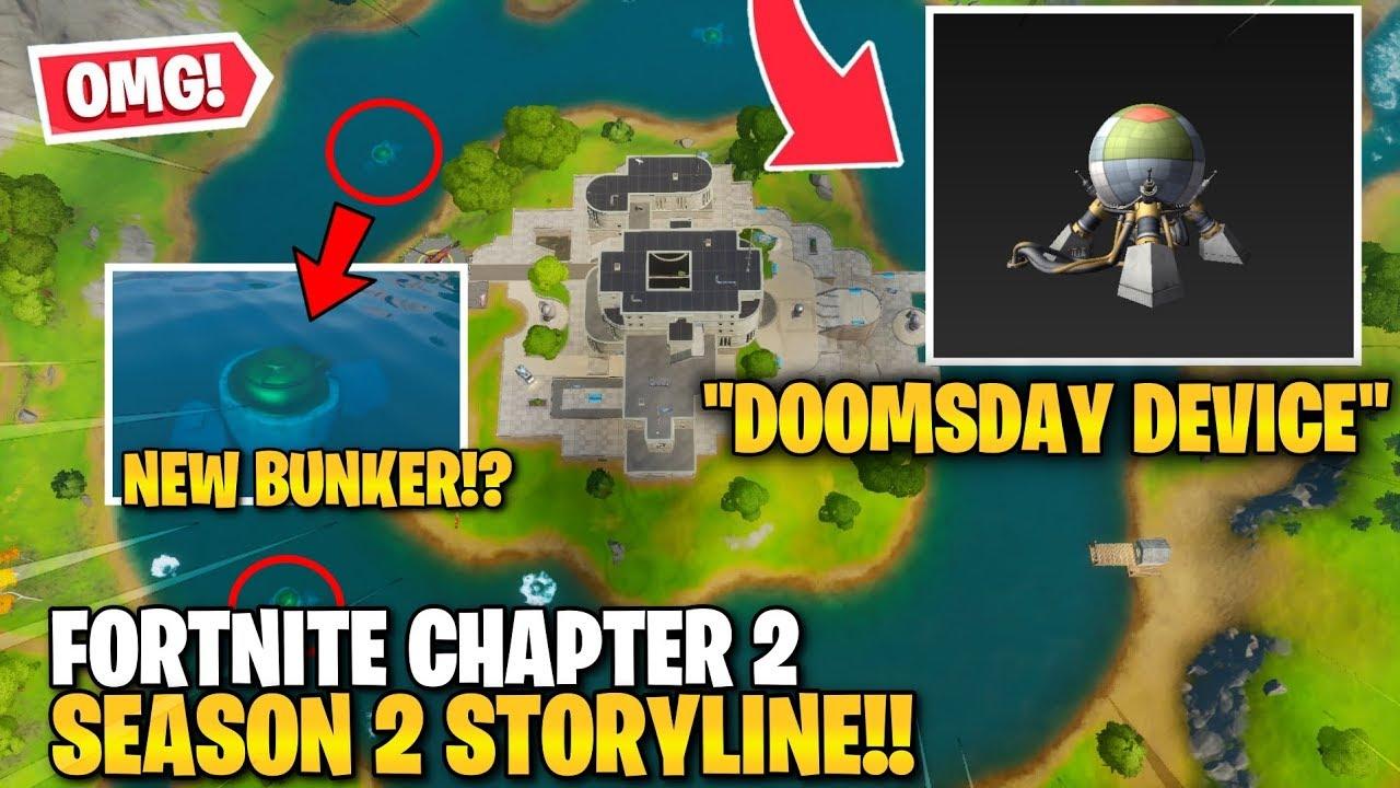 New Fortnite Doomsday Live Event Fortnite Chapter 2 Season 2