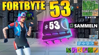 Fortnite Fortbyte 53 🔮 Disco Ball | All Fortbyte Places Season 9 Utopia Skin English