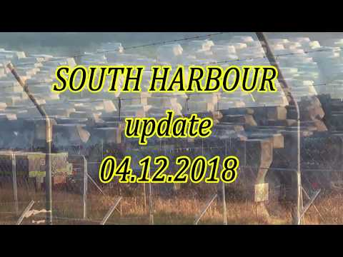 Aberdeen South Harbour update  4.12. 2018