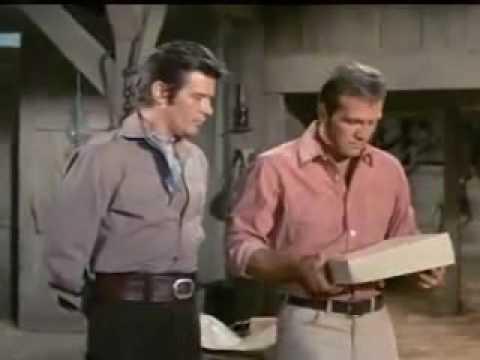 "Série ""Big Valley"" - Heath, Audrey e Nick Barkley ..."