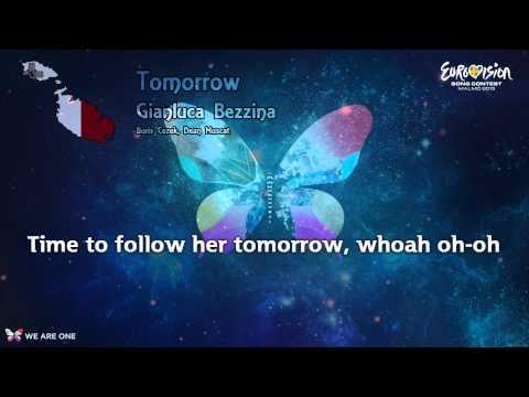 """Gianluca Bezzina - """"Tomorrow"""" (Malta)"""