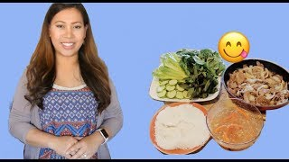 Khmer food | Stir-fry beef w/noodle | sweet & sour sauce | Vegetable | Healthy food | delicious
