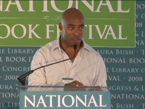Tiki Barber - National Book Festival 2008