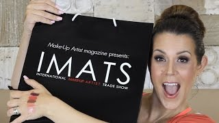 IMATS 2014 Beauty Haul Thumbnail