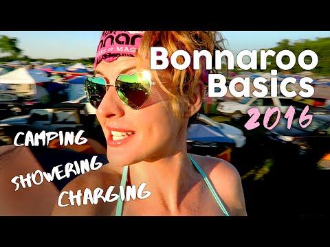 BONNAROO SURVIVAL BASICS - 2016