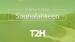 Asuinalueena Saunalahti Espoossa
