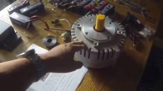 Electric Conversion Begins! - Go Kart Build Part 6