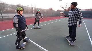 Free skateboarding program in Haltom City mentors students
