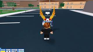 Bacon hair roast pennywise in roblox