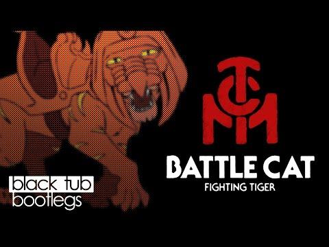 Bootleg Breakdown -E5- Brass He-Man Battle Cat - Bronze BattleCat Figure Giveaway!