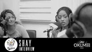 #LaSauce - Invité: SHAY sur OKLM Radio 25/11/2016