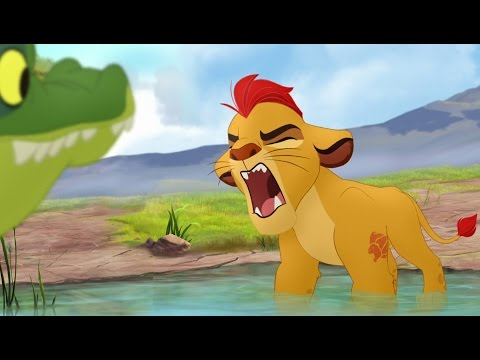 Kion VS Makuu - Never Roar Again | Lion Guard HD Clip