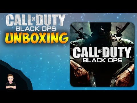 Unboxing A New Copy Of Call Of Duty Black Ops Hardened Edition In 2019 For Playstation 3