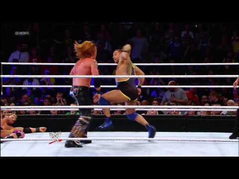 Santino Marella & Zack Ryder vs. 3MB: Superstars, November 21, 2012