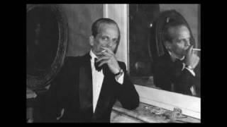 Klaus Kinski spricht Francois Villon - Ich bin so wild nach deinem Erdbeermund