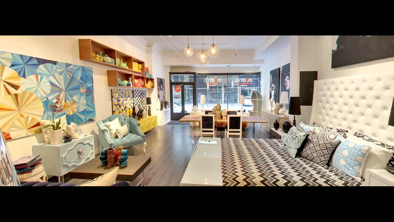 Modern furniture miami design district youtube for Furniture miami design district