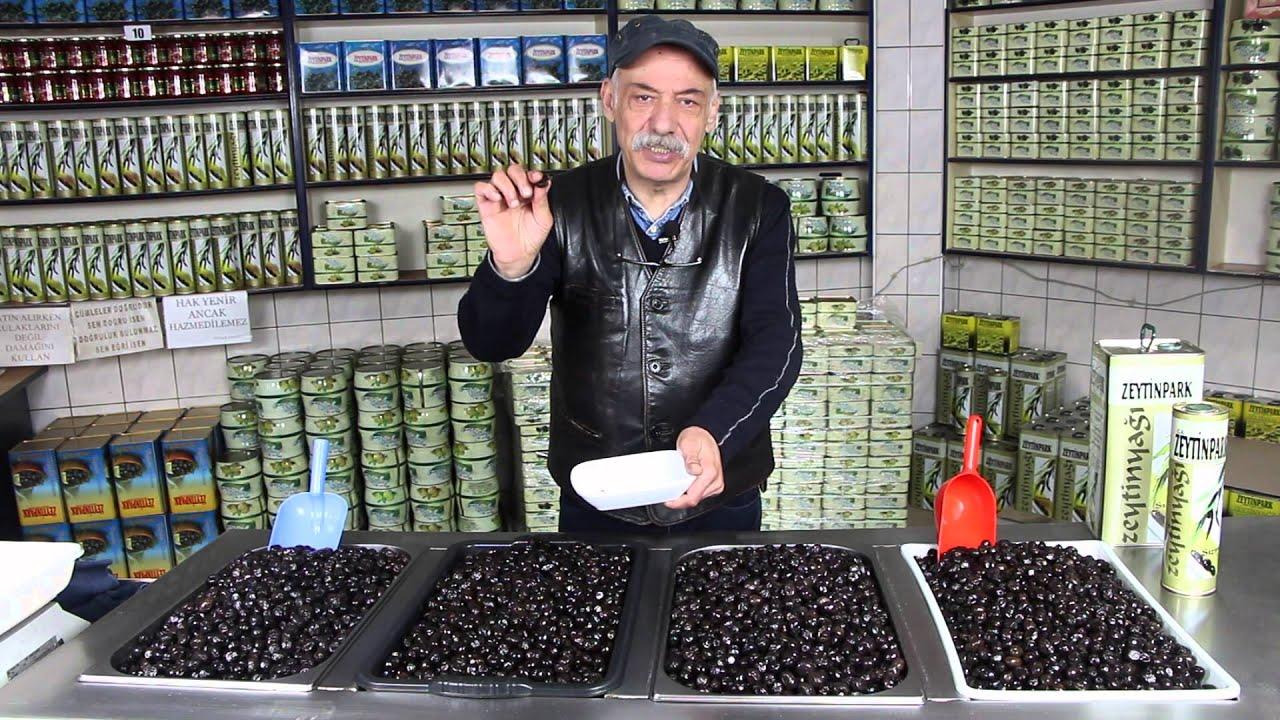 Kaliteli zeytin nasıl anlaşılır