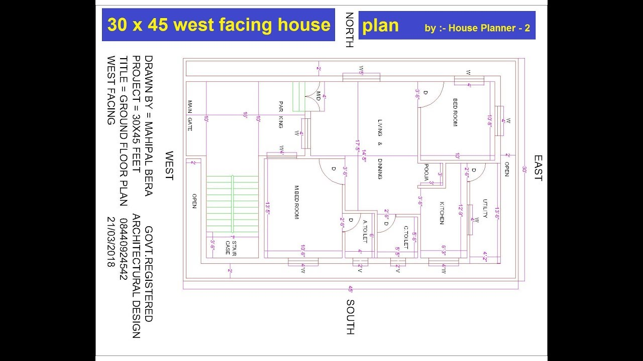 30 x 45 feet best west facing house plans | best west facing house  X House Plan And Elevation on 20x20 house plans, 40x40 house plans, 40x100 house plans, 24x36 house plans, 12x12 house plans, 20x40 house plans, 50x80 house plans, 20x30 house plans, 10x15 house plans, 25x50 house plans, 24x32 house plans, 36x36 house plans, 10x20 house plans, 30x35 house plans, 30x60 house plans, 10x30 house plans, 25x35 house plans, 40x80 house plans, 50x70 house plans, 30x40 house plans,