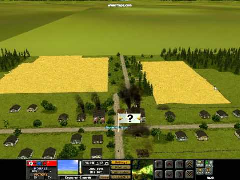 CMBB Airstrike Brunov Village Crossroads.avi
