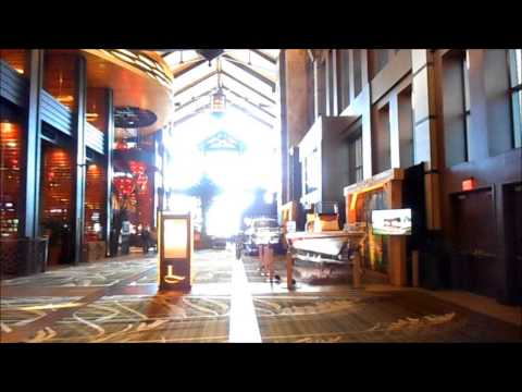 Tour Of L'Auberge, Baton Rouge, Casino Lobby