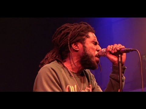 Chronixx, Jah9, Zinc Fence Redemption Mateel Mar 24 2017 whole show