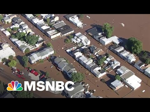 14 Dead In New York And New Jersey After Severe Flooding And Damage