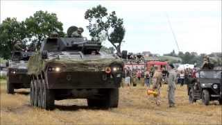 KTO Rosomak pokaz dynamiczny - Strefa Militarna 2013 - Podrzecze - Gostyń