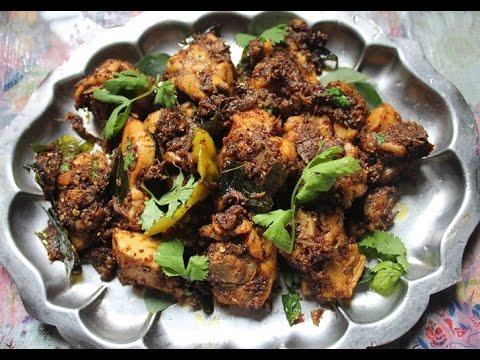 recipe: mushroom fry in tamil [3]