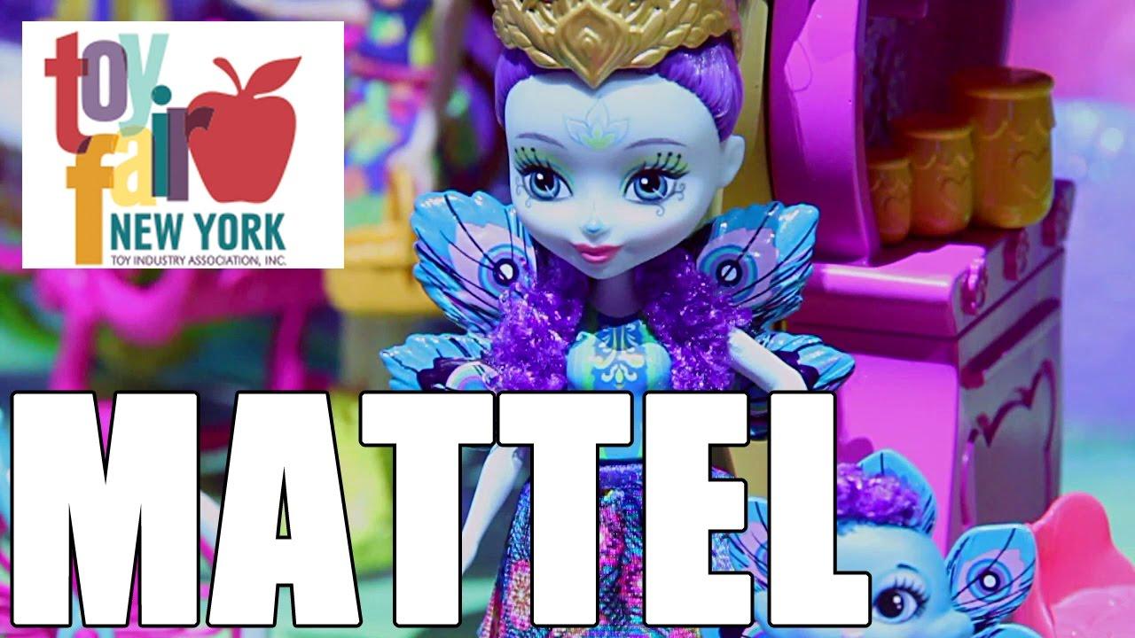 mattel toy fair 2017
