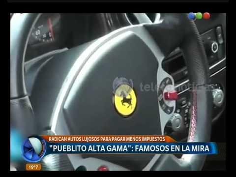 Autos de alta gama famosos en la mira telefe noticias - Infudea alta gama ...