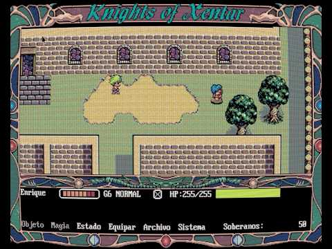 Knights Of Xentar (PC) - castellano