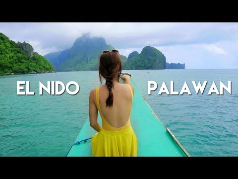 Exploring El Nido Palawan | Part 1