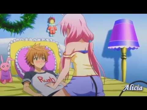 Lala x Rito Two of Hearts - HBD Juan ( Shadowkirby2007 )
