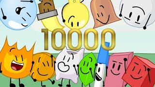 10,000 SUBSCRIBERS!(BFB OST:Widge Music Video!)