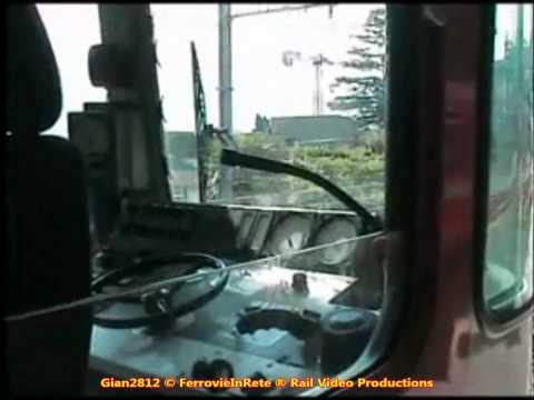 from Lugano to Ponte Tresa by FLP Railway - Switzerland - in treno da Lugano a Ponte Tresa