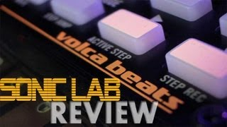 Korg Volca Beats- Sonic LAB Review