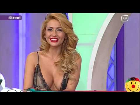 funny compilation HOt Female tv Reporters fails 01