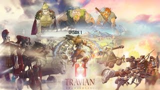 Travian T4.4 Let's Play - Romans Ep. 1.