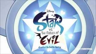Star vs Las Fuerzas del Mal - Español Intro Disney XD