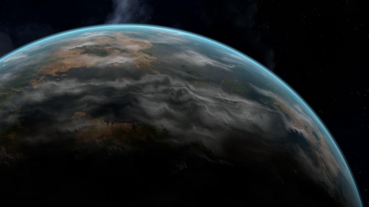 Unity3D Procedural Planets Close-up