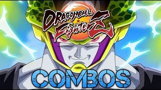 DBFZ CELL COMBOS