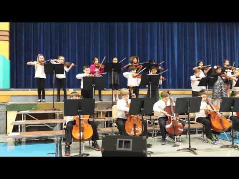 Beaver meadow school winter concert 2015